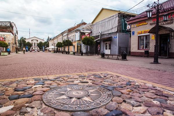 Реконструкция улицы Театральная в Калуге и другие итоги недели слушайте в аудиоподкасте КН